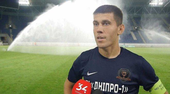 Кравченко: Поражение от Оболонь-Бровар – случайность, соперник не создал в нападении ничего особенного