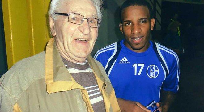 89-летний немецкий фанат, который пережил плен в донецких шахтах, хочет вернуться в Украину с командой Коноплянки