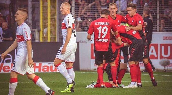 Фрайбург та Штутгарт розписали феєричну нічию: 3 тур Бундесліги, матчі неділі