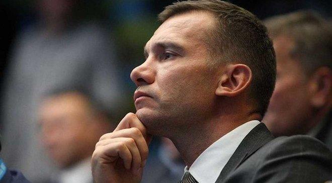 Шевченко: У многих ребят из УПЛ нет опыта в матчах с высокими скоростями