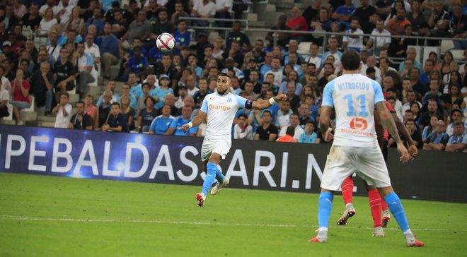 Пайе забил гол в ворота Генгама невероятным ударом издалека