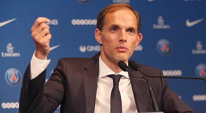 Тухель: В Лиге Чемпионов ПСЖ не хватает уверенности Реала