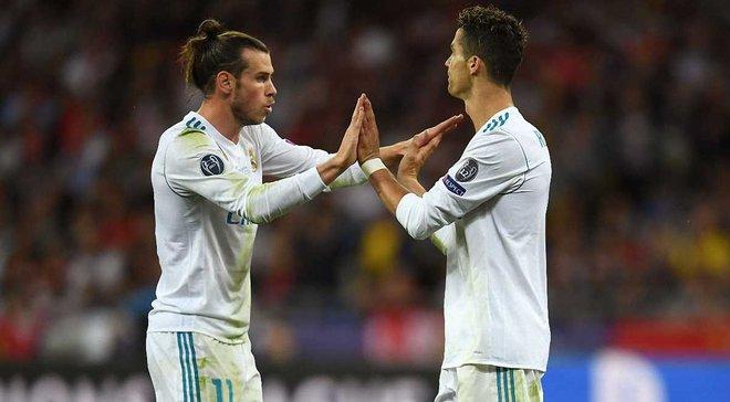 Бейл – про відхід Роналду: Атмосфера в Реалі стала більш спокійною