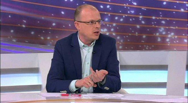Вацко висунув свою версію того, чому Суркіс залишив Хацкевича тренером Динамо