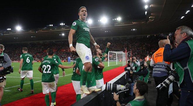 Саутгемптон – Брайтон – 2:2 – відео голів та огляд матчу