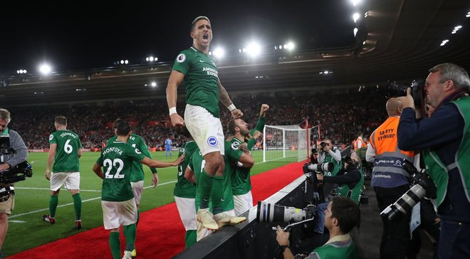 Саутгемптон – Брайтон – 2:2 – видео голов и обзор матча