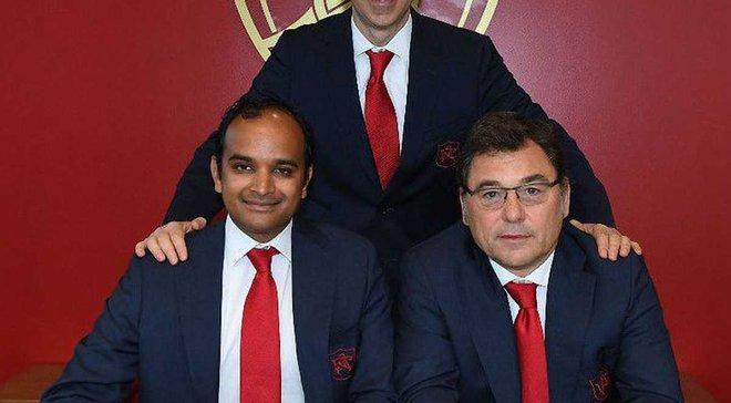 Санльехи и Венкатсхем стали новыми директорами Арсенала – Газидис перешел в Милан