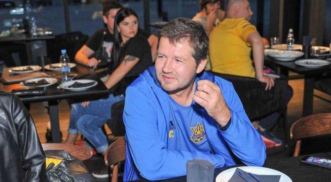 Саленко: Натурализация Мораес пойдет на пользу сборной Украины