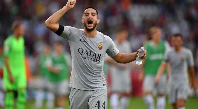 Манолас: Бернабеу будет аплодировать мне за гол Барселоне