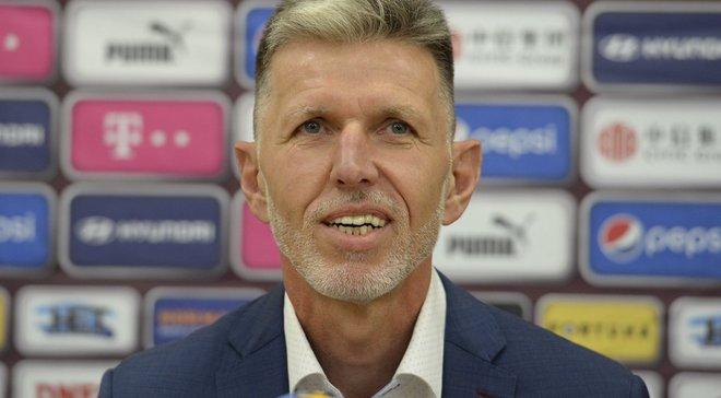 Соперник Украины в Лиге наций сборная Чехии назначила нового тренера – он уже тренировал украинцев