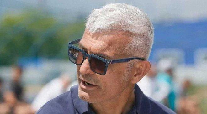 Гендиректор киевского Арсенала Москаленко: Раванелли готовит команду к матчу против Олимпика