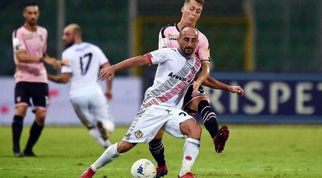 Розіграш італійської Серії В призупинено через рішення суду