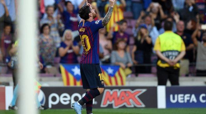 Барселона в меншості розгромила ПСВ завдяки хет-трику Мессі