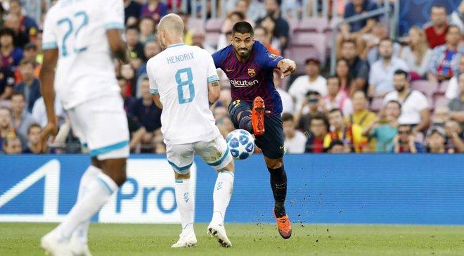 Барселона – ПСВ – 4:0 – відео голів та огляд матчу