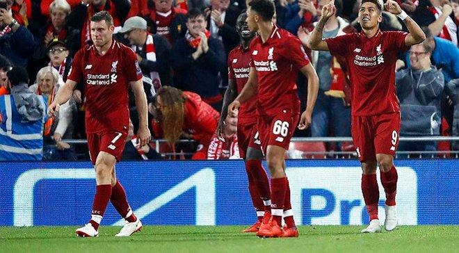 Ливерпуль выдал лучший старт сезона за 57 лет