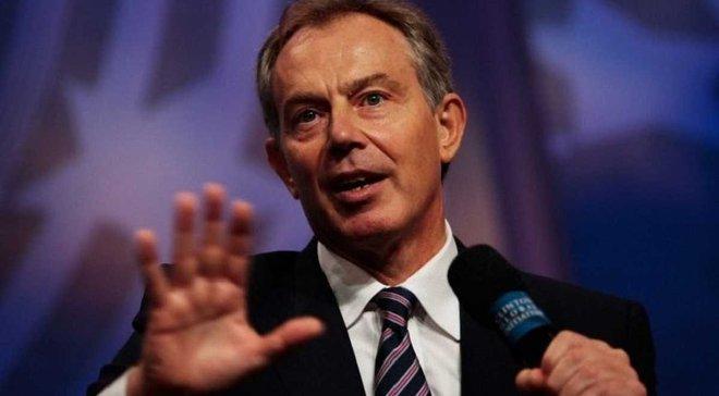 АПЛ може очолити Тоні Блер – він 10 років був прем'єр-міністром Великобританії, – Daily Mail