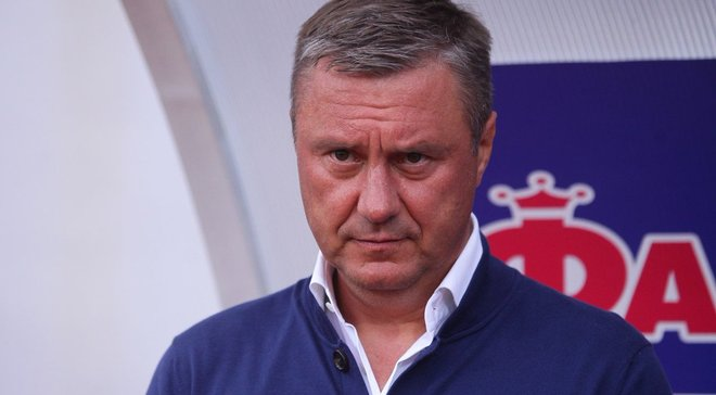 Динамо – Астана: передматчева прес-конференція Олександра Хацкевича
