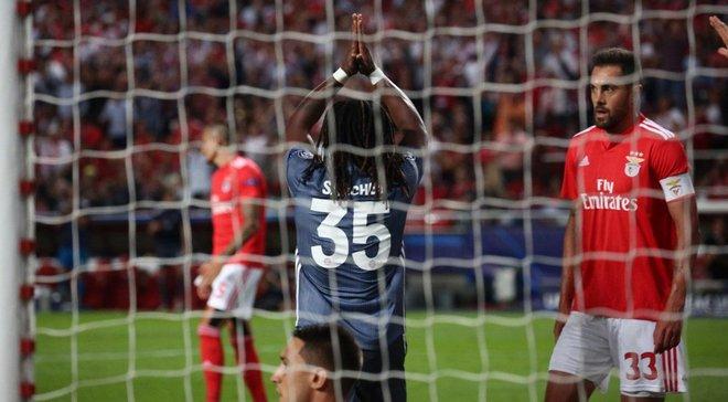 ЛЧ: Бавария обыграла Бенфику на выезде – Санчеш классно отреагировал на гол бывшей команде