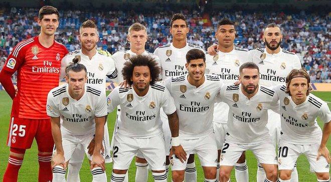 Реал установил феноменальный рекорд в Лиге чемпионов по забитым мячам