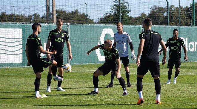 Спортінг вважає Карабах українським клубом