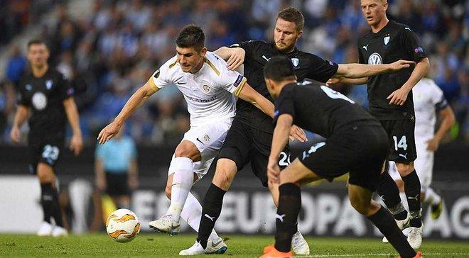 Генк – Мальме – 2:0 – видео голов и обзор матча
