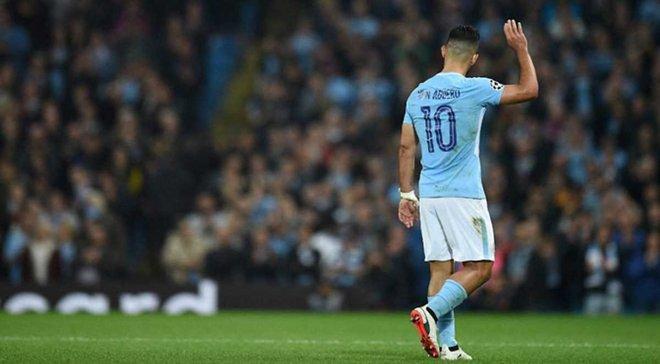 Агуэро продлил контракт с Манчестер Сити