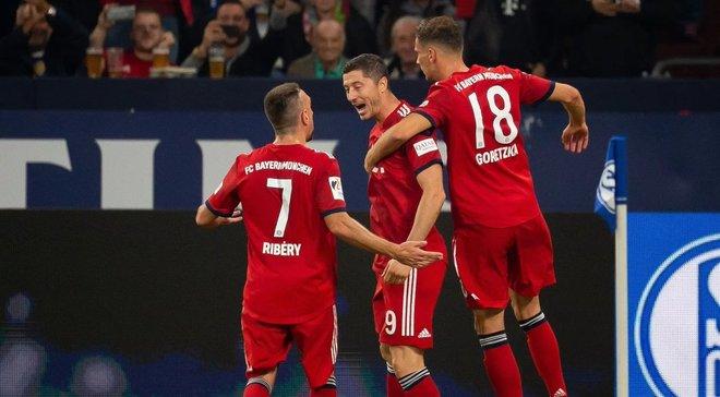 Шальке – Баварія – 0:2 – відео голів та огляд матчу