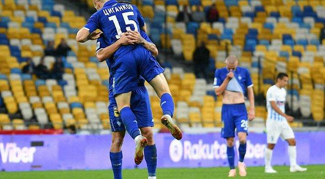 Динамо – Десна – 4:0 – відео голів та огляд матчу
