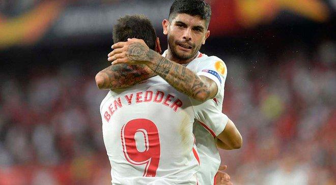 УЕФА назвал символическую сборную 1-го тура группового этапа Лиги Европы