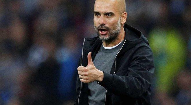 Гвардиола: Игрокам Манчестер Сити не надо извиняться за поражение Лиону