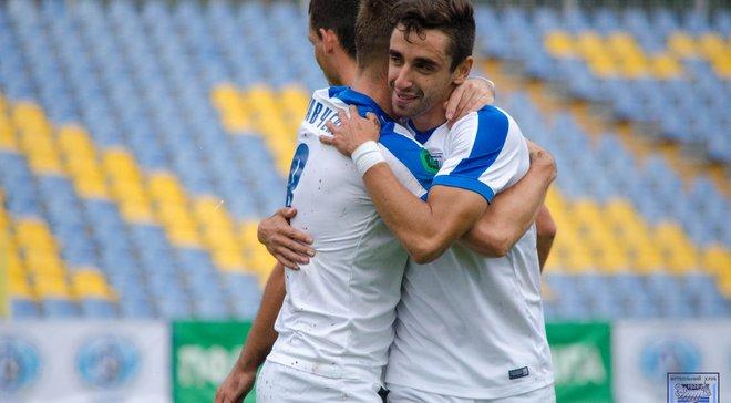 Первая лига: Николаев обыграл Зирку, Сумы сыграли вничью с Балканами