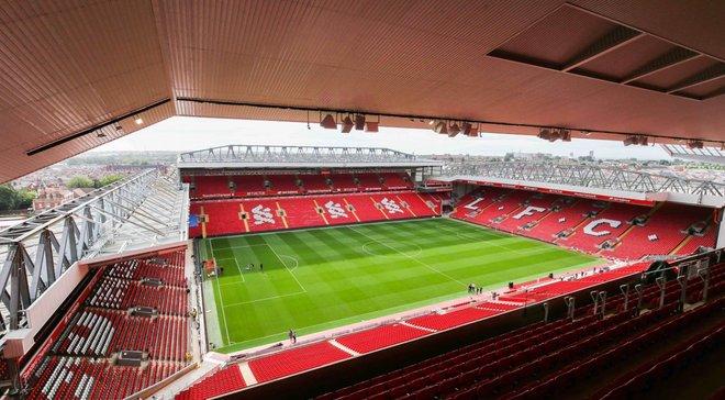 Стадион Ливерпуля Энфилд будет принимать концерты в межсезонье