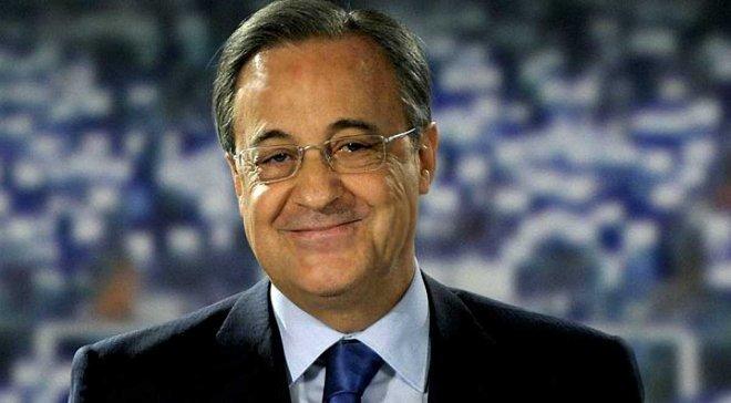 Флорентіно Перес назвав причину продажу Роналду в Ювентус