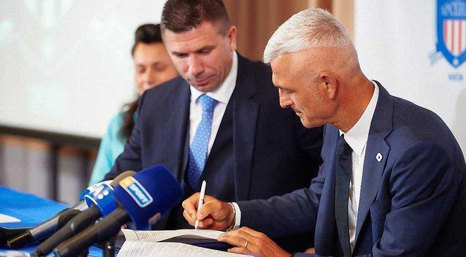 Левченко высмеял менеджмент Арсенала-Киев через Раванелли