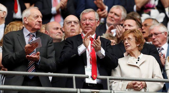 Фергюсон посетит матч Манчестер Юнайтед впервые после инсульта