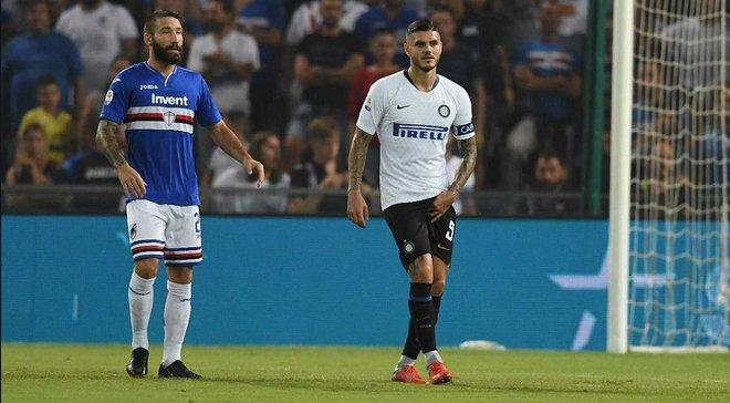 Інтер на останніх хвилинах вирвав перемогу в Сампдорії: 5 тур Серії А, матчі суботи