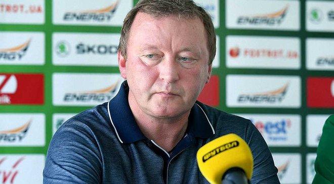 Шаран: Це була найгірша гра команди, основна причина поразки – тренер