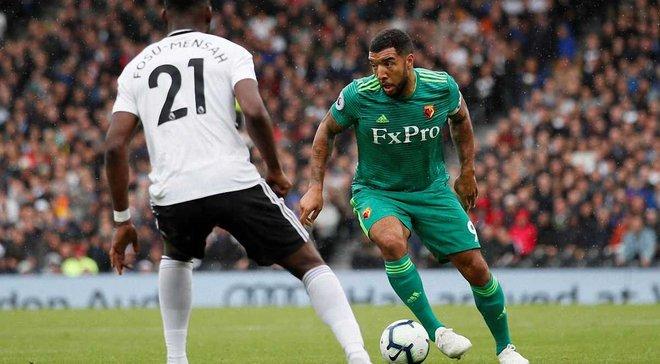 Фулхем – Уотфорд – 1:1 – відео голів та огляд матчу