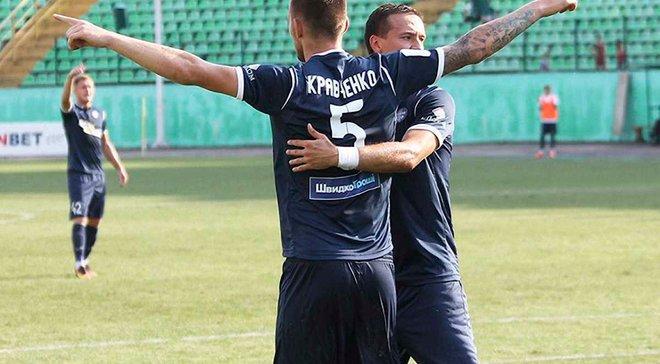 Арсенал-Київ – Олімпік – 1:3 – відео голів та огляд матчу