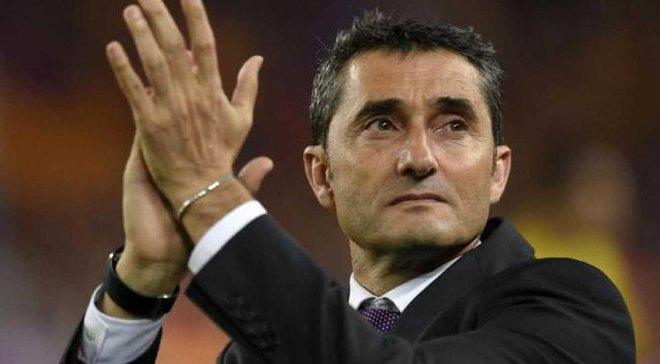 Вальверде оценил старт Барселоны в новом сезоне