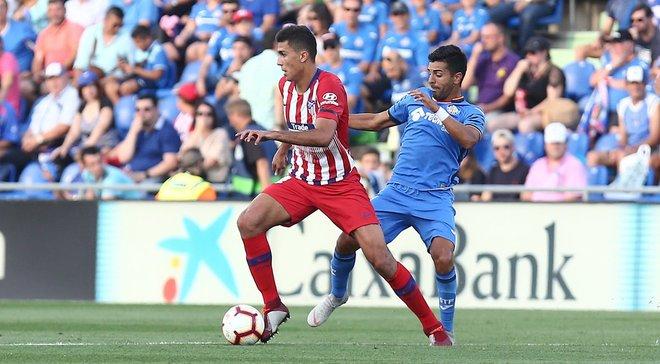 Хетафе – Атлетико – 0:2 – видео голов и обзор матча