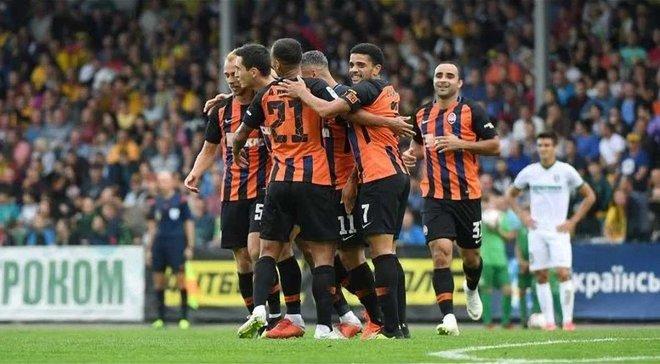 Шахтар – Чорноморець: Ракицький не потрапив до заявки на матч