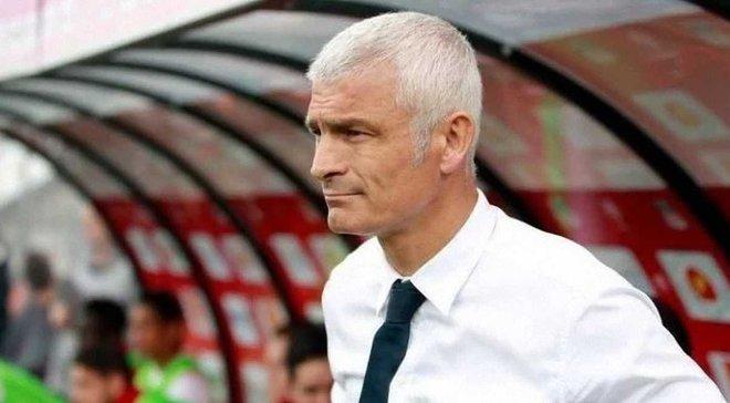 Официально: Раванелли – больше не главный тренер Арсенала-Киев