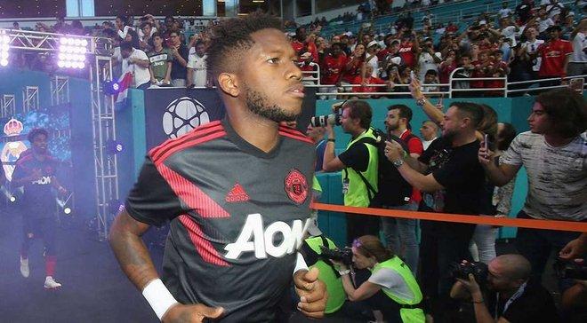 Фред відзначився дебютним голом за Манчестер Юнайтед