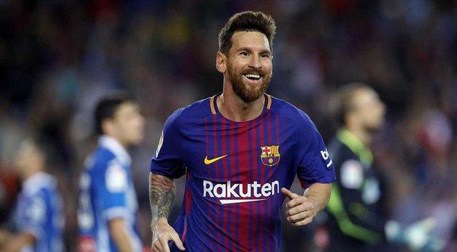 Месси побил исторический рекорд Алвеса по количеству матчей в Ла Лиге среди иностранцев