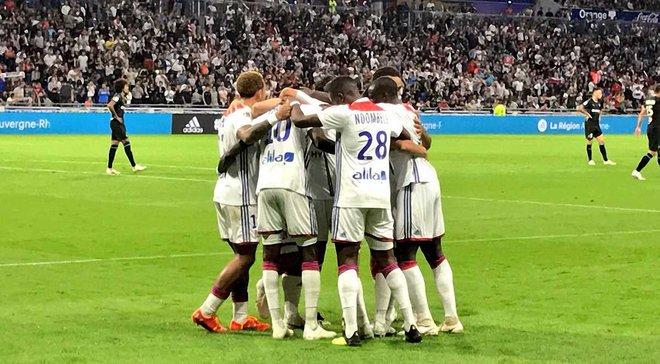 Лига 1: Лион справился с Марселем, Бордо обыграл Генгам
