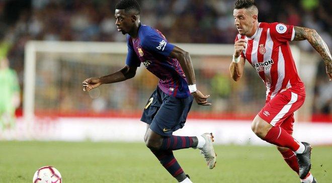 Барселона – Жирона – 2:2 – видео голов и обзор матча