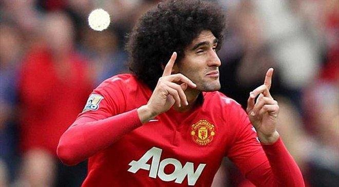 Феллаини – один из самых высокооплачиваемых игроков Манчестер Юнайтед