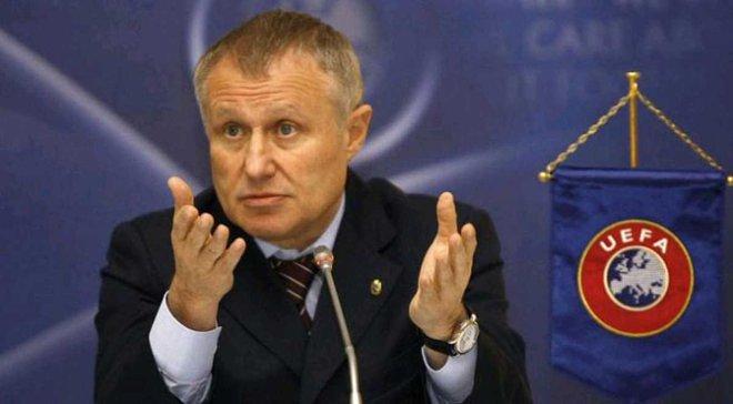 Євро-2024: Григорій Суркіс підтримає заявку Німеччини на голосуванні за господаря турніру, – Bild