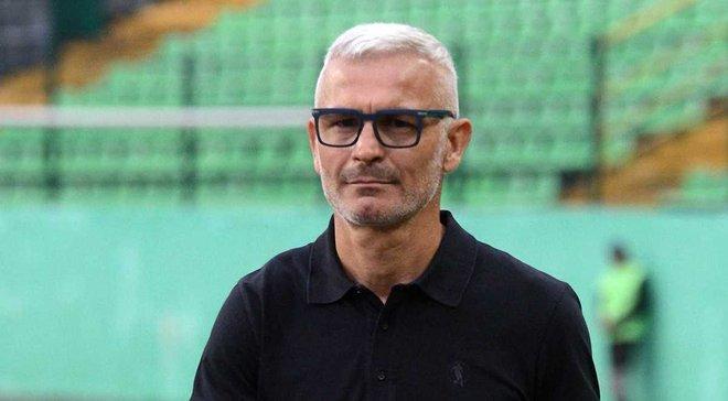 Арсенал-Київ відповів Сопку щодо тренерської ліцензії Раванеллі